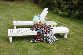 Wood Outdoor Chair Plans Free by Ana White 35 Wood Chaise Lounges Diy Projects