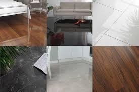 Gloss Tile Effect Laminate Flooring Glossy Laminate Flooring From Floormaker Co Uk