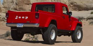 jeep van truck 2019 jeep wrangler pickup everything we know