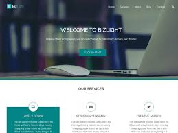 free homepage for website design 30 free business wordpress themes listed only the best