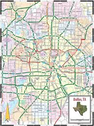 map tx dallas map map of dallas tx usa
