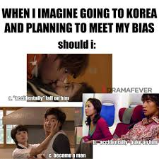 Funny Korean Memes - our kpop world biases and feels funny memes quotes music
