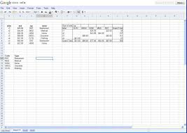 Excel Spreadsheet Tutorials Microsoft Excel Spreadsheet Training And Excel Spreadsheet