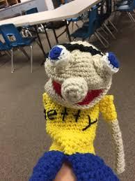 Jeffy Puppet by Crochet Jeffy The Puppet Progrss Yochet