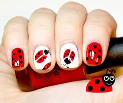 ladybug nail art design youtube 31 toe nail art designs ideas