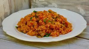 comment cuisiner le boulgour boulgour à la turque recette par la p tite cuisine de pauline