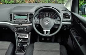 volkswagen sharan estate review 2010 parkers