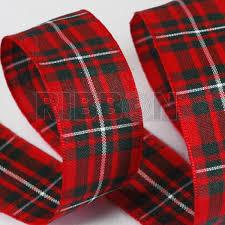 tartan ribbon wholesale macgregor tartan ribbon 100m roll