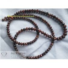 natural beads necklace images 20 ct 16 quot natural red faceted polished loose diamond beads jpg