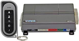amazon com viper 5701 led 2 way security u0026 remote start system