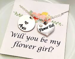 flower girl charms 40 best flower and ring bearers images on flower