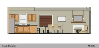 breathtaking dining table elevation recently pdf plans plan