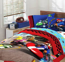 Mario Bedding Set Mario Brothers Comforter Sheet Set For The Home