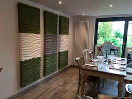 interior fitting acoustic panel for ceilings for interior