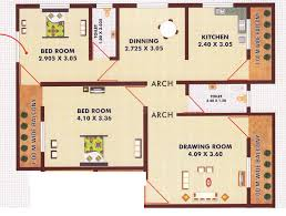 ps builders ps sakhumai enclave floor plan ps sakhumai enclave