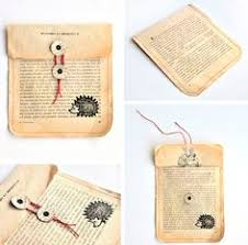 Upcycle Old Books - easy and beautiful diy projects made with old books bag gift