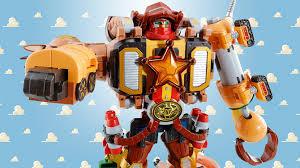 toy story megazord power bandai u0027s nerdist