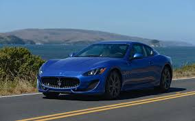 maserati granturismo 2013 2013 maserati granturismo sport first test motor trend