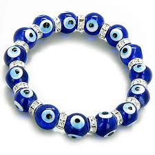 swarovski eye bracelet images Swarovski and gemstone bracelets swarovski crystals evil eye jpg
