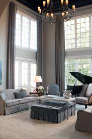 Windows Treatment Ideas For Living Room by Best 25 Living Room Drapes Ideas On Pinterest Living Room