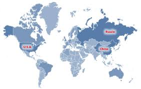 map usa russia russia and usa map my