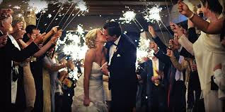sparklers for weddings using sparklers indoors the right sparkler for an indoor wedding