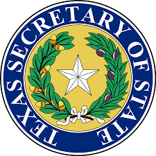 Texas State Flag Image Secretary Of State Of Texas Wikipedia