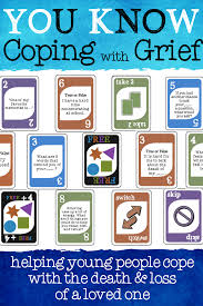 uno inspired coping with grief game helping young people cope