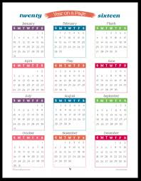 printable annual planner personal planner free printables
