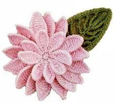 Crochet Designs Flowers 297 Best Szydełko Kwiaty Crochet Flowers Images On Pinterest