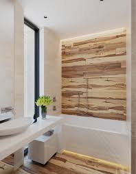 stone and wood home with creative fixtures article from home design