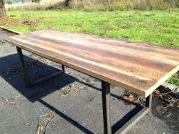 glass top table wooden base glass dining table wood base raw wood