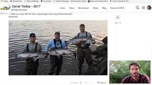 introducing the new my fishing cape cod forum youtube