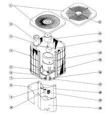 trane air handler wiring diagram u0026 split ac heating wiring