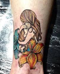 small print by dawnii fantana delilah tattoo pinterest