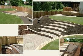 Sloped Garden Design Ideas Sloping Front Garden Design Ideas Photo 3 Outdoor Home Ideas