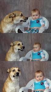 High Quality Meme Generator - dad joke dog blank meme template imgflip