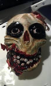 amazing halloween cakes 46 best scary zombie cakes images on pinterest zombie cakes
