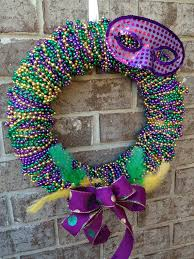 mardi gras wreaths mardi gras wreath beaded mardi gras wreath by tayandjaecreations1