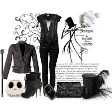 Jack Skeleton Costume Jack Skellington Costume Polyvore