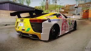 lexus lfa race car lexus lfa beatrice the orange of rezero for gta san andreas