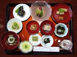 traditional japanese dinner setting vegetarianism u2014wikipedia the