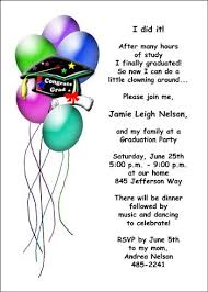 graduation party invitation wording 99 best graduation party open house invitations images on