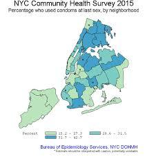 Nyc Neighborhoods Map Ending The Epidemic U2013 Condom Use