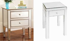 nightstand exquisite impressive tall bedside tables with drawers