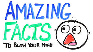 amazing facts to your mind pt 3
