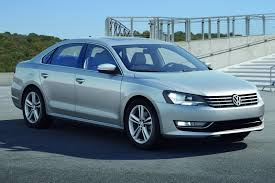 born in the usa 2012 vw passat previously known as nms revealed