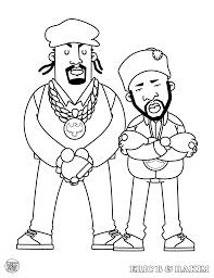 hip hop coloring pages kids coloring