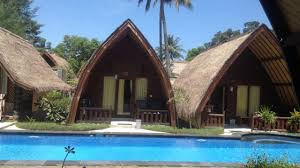 youpy bungalows gili air indonesia youtube
