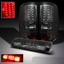2004 f150 tail lights ford f150 2004 2008 smoked led tail lights and led third brake light